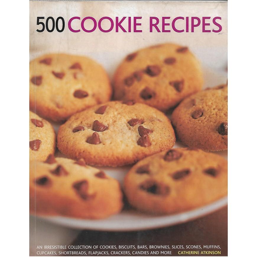 500 COOKIE RECIPES