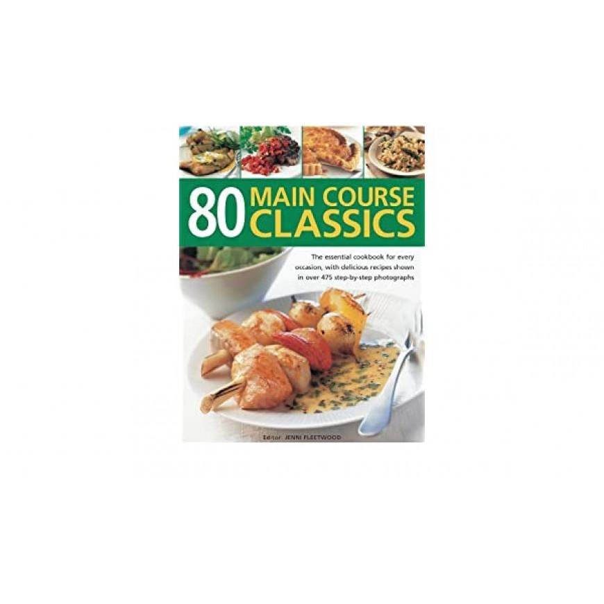 80 MAIN COURSE CLASSICS