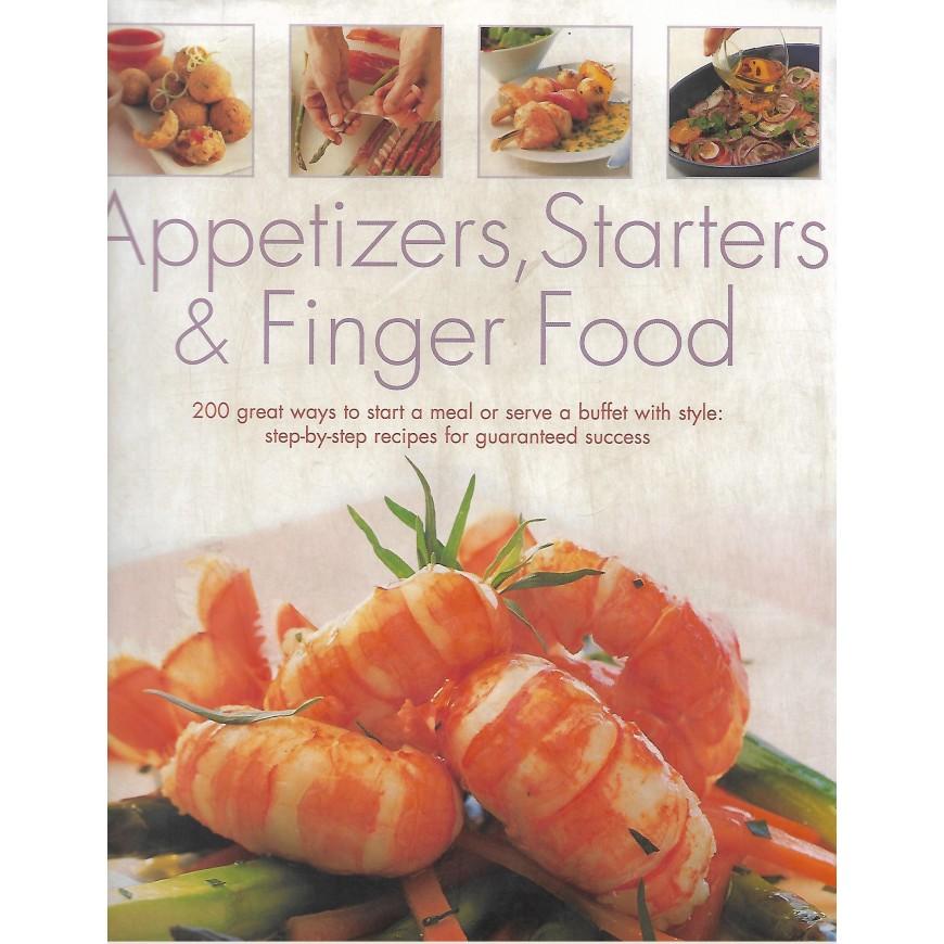 Appetizers, Starters & Finger Foods