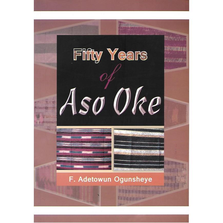 Fifty Years of Aso Oke