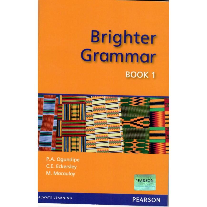 Brighter Grammar Book 1