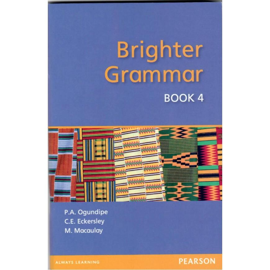 Brighter Grammar 4