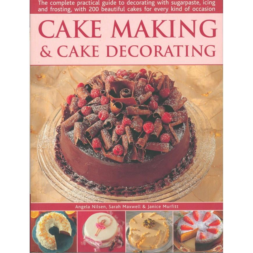 Cake Making and Cake Decorating